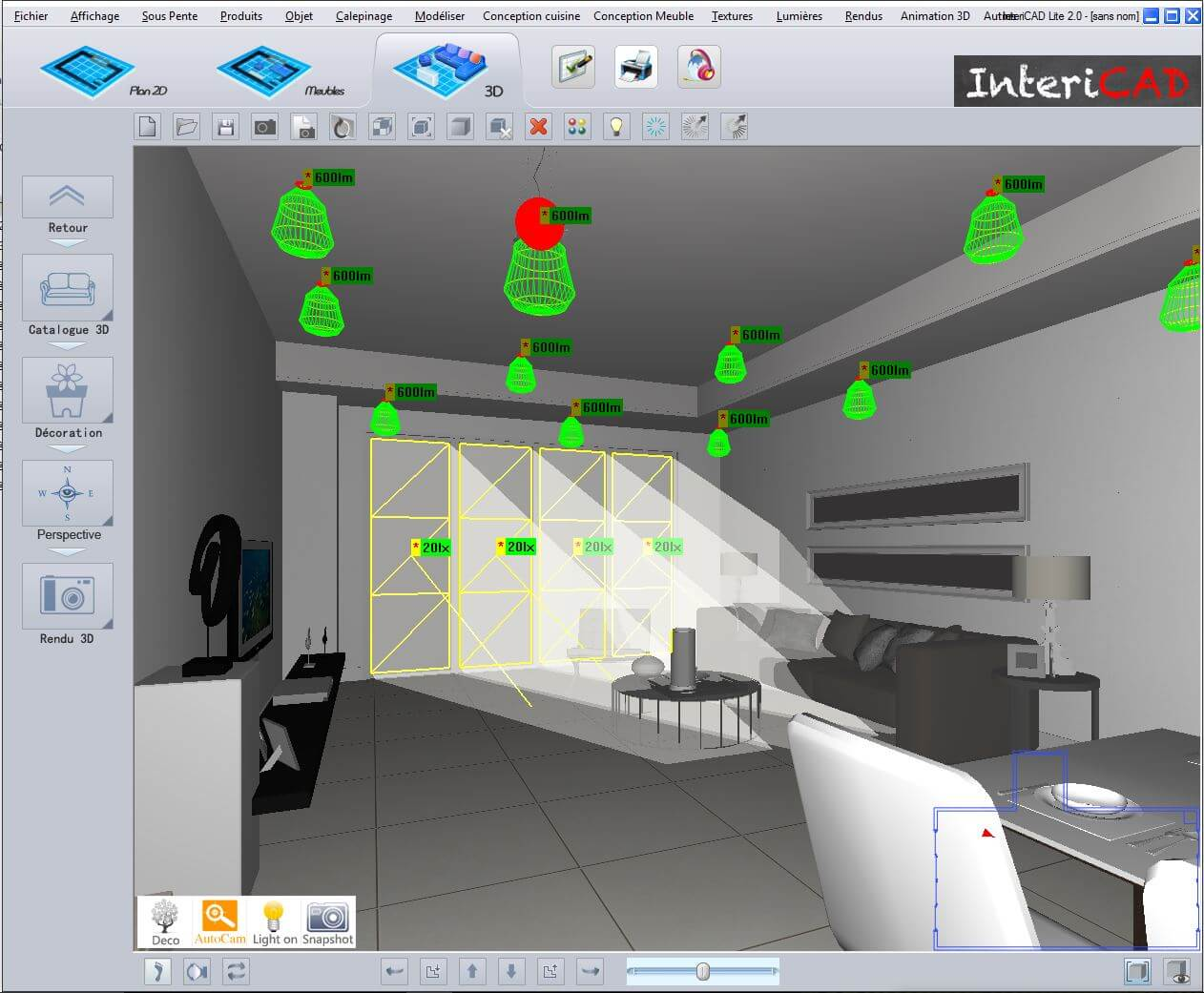 Logiciel de decoration interieur 3d best awesome cheap - Logiciel decoration interieur a partir de photo ...